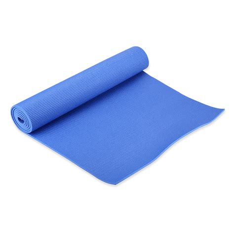 Pvc Exercise Mat by 6mm Pvc Mat Exercise Fitness Physio Pilates Soft