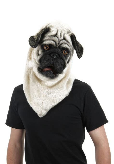 pug costumes for sale mover pug mask