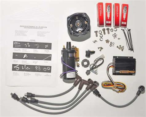 electronic ignition now available in a complete do it
