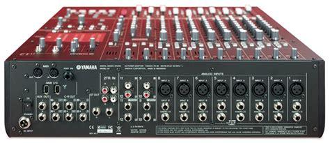 Mixer Yamaha N12 yamaha n12 firewire hybrid cubase studio mixer free