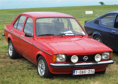opel door file opel kadett c 4 door at schaffen diest jpg