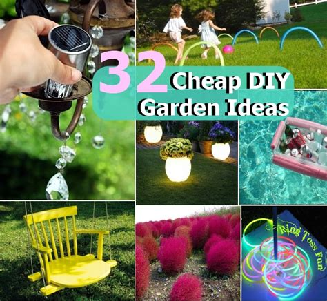 cheap diy backyard ideas 32 cheap diy garden ideas diycozyworld home