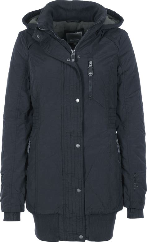 bench razzer jacket bench razzer ii b w jacket blue