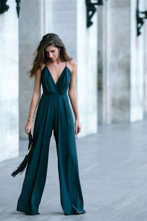 wedding guest fashion on pinterest 37 pins dressy jumpsuit for a wedding guest outfit the everygirl