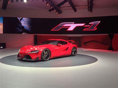 2015 Toyota Ft1 Ft1 2015 Toyota Supra