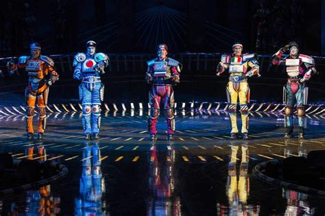 Light Express by Musicalpaket Starlight Express Bochum Tickets Und Hotel