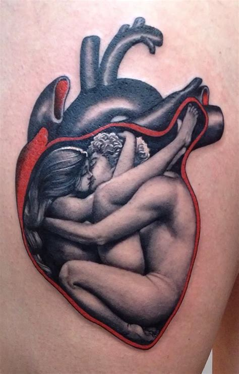 human heart tattoo design 55 amazing tattoos to melt your
