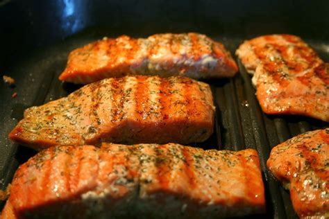 easy grilled salmon recipes dishmaps