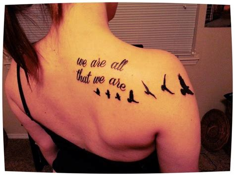 ava tattoo this was my lyrics from airwaves