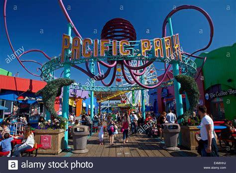 theme park los angeles pacific park amusement park santa monica pier santa