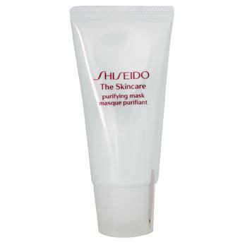 Masker Shiseido shiseido the skincare purifying mask reviews photo ingredients makeupalley