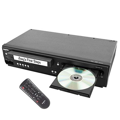 najbolji format za dvd player sanyo fwdv225f dvd vcr player sale r50 off your first