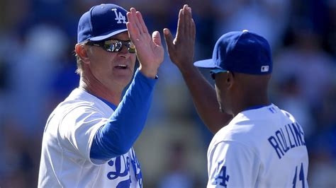 Jimmy Mattingly by Dodgers Don Mattingly Selected As All Coach
