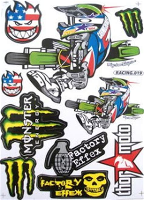 motocross helmet stickers motorcycle modification sticker decal for helmet