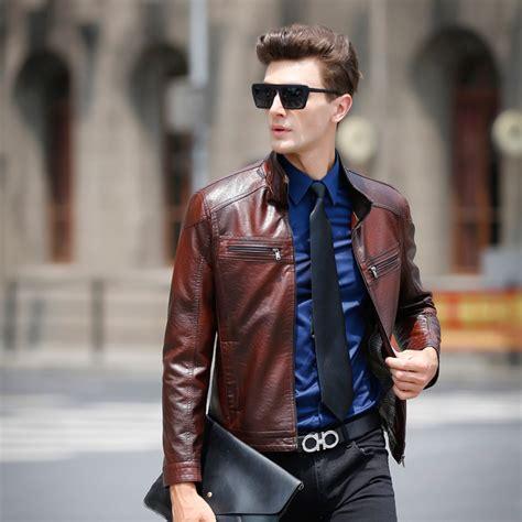 Jaket Biru Elektrik tips lebih stylo rentak jaket biker
