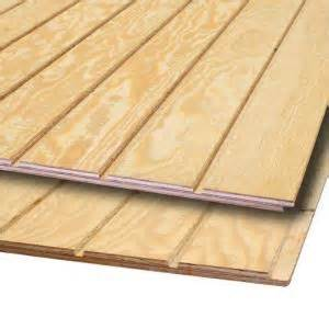 t1 11 siding home depot plywood siding panel t1 11 4 in oc common 15 32 in x 4