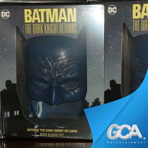batman the dark knight returns set libro m 225 scara gca