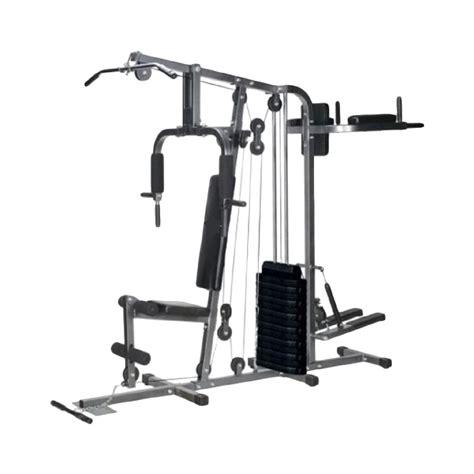 Peralatan Olahraga Fitnes jual bb fitness home 2 sisi komersial id1500 alat