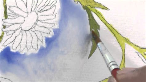 tutorial watercolor background how to paint background watercolor painting tutorial