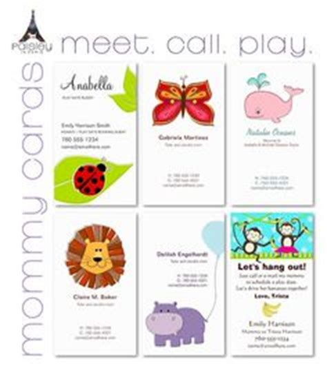 free play date card template printable play credit card templates from the up