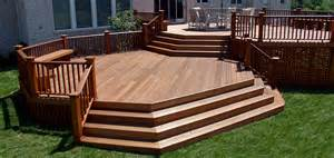 Patio Decks by The Deck And Patio Company Long Island Landscape Designer