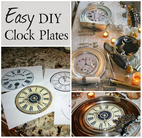 themes year clock 25 new year s eve party ideas