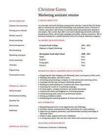 Entry Level Assistant Resume Sles by Modern Marketing Resumes 33 Free Word Pdf Documents Free Premium Templates
