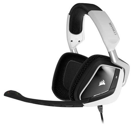 Headset Gaming Corsair Void Rgb Usb Gaming Headset Diskon corsair void pro rgb gaming headset review eteknix