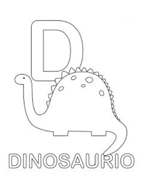 alphabet coloring pages in spanish spanish alphabet coloring page d fun for l pinterest