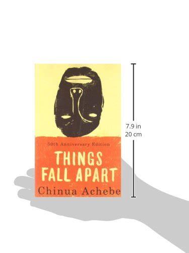 things fall apart penguin 0141023384 things fall apart import it all