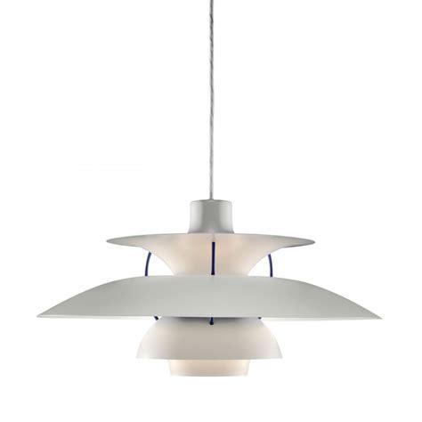 Pendant Light Design Classic White Ph 5 Pendant L Design From Louis Poulsen Aram