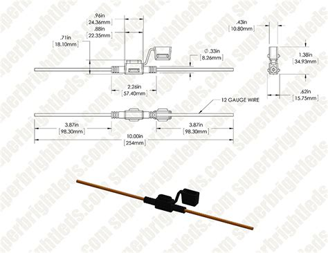 dolphin gauges wiring diagram mini bulbs 1954 ford