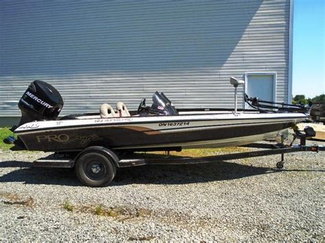 used bass boats in my area 2009 procraft 192 super pro bass boat outside ottawa