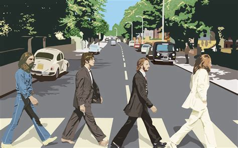 imagenes historicas de los beatles download abbey road wallpaper 1440x900 wallpoper 401178