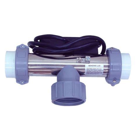 whirlpool bathtub heater therm products 1500 watt universal t flow whirlpool bath