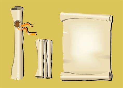 cornici pergamene da stare pergamena paper 2 vettoriali gratis it free vectors