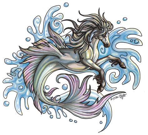 hippocampus by sunima on deviantart