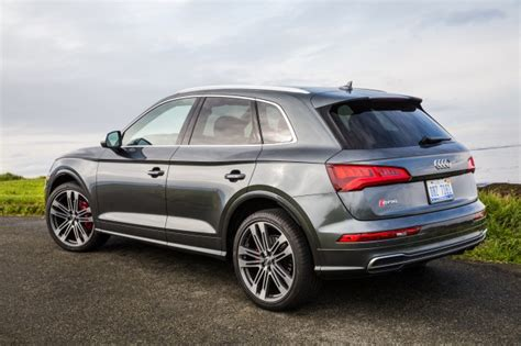 Audi Q5s by 2018 Audi Sq5 Drive Review Practicality With A Dash