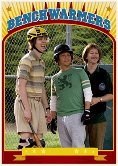 bench warmers full movie the bench warmers cast 28 images benchwarmers on