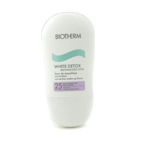 Biotherm White Detox Essence Review by Biotherm White Detox Makeup Base Reviews Photo