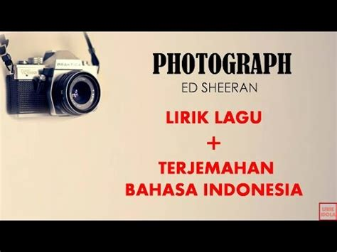 ed sheeran one lyrics terjemahan youtube music lyrics