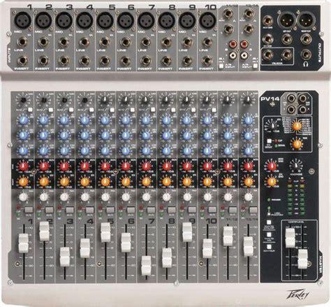 Mixer Peavey Pv 14 Usb peavey pv 14 usb image 43919 audiofanzine