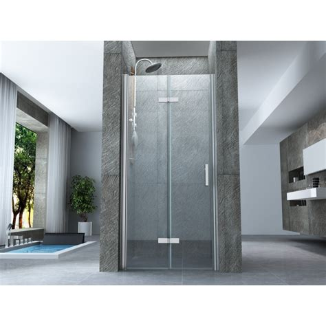 porta doccia a libro porta per doccia a nicchia quot venezia quot apertura a libro