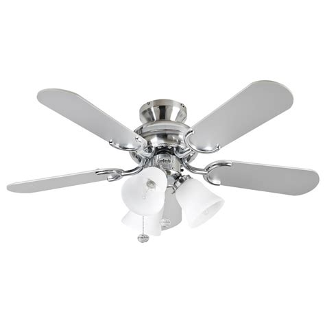 36 inch ceiling fans fantasia ceiling fan 110187 36 inch stainless steel