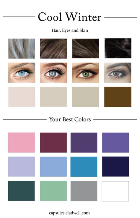zyla blonde winters how to create your personal color palette plus take our