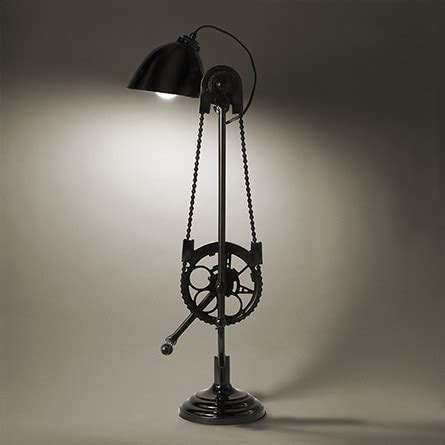 Antique Brass Wall Sconces Bicycle Industrial Desk Lamp Id Lights