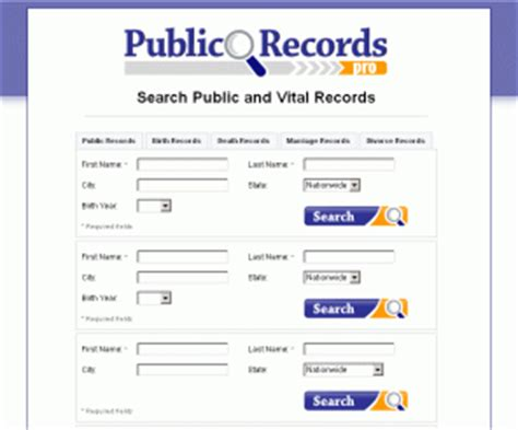 Birth Marriage Records Free Record Pro Records Search Record Pro