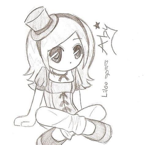 Anime Drawings Easy by Anime Drawings Easy Drawing Pencil