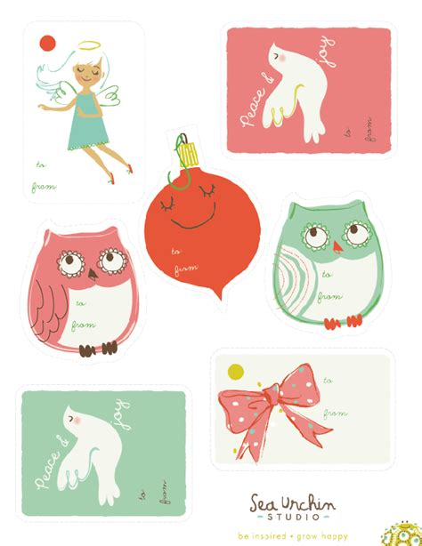 printable children s gift tags 8 free printable holiday tags to fit any style