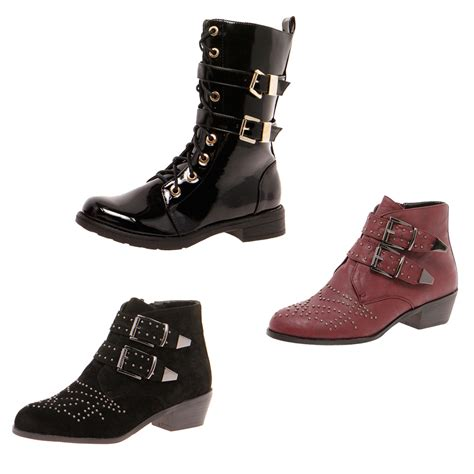boohoo winter casual shoes boots ebay